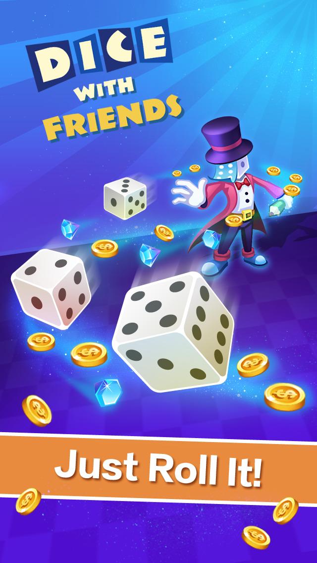 Dice Game  with Buddie... Screenshot