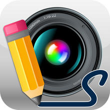 Snap Camera! - Write notes on your pictures the easy way. - iOS Store App Ranking and App Store Stats