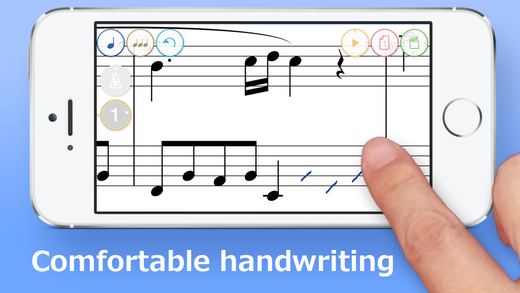 Touch Notation