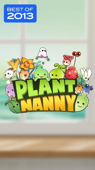 植物保姆:Plant Nanny【喝水提醒】