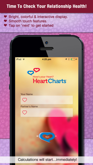 HeartCharts - How's your heart