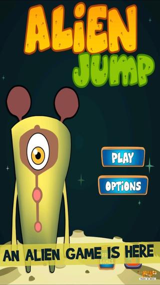 Alien Jump free
