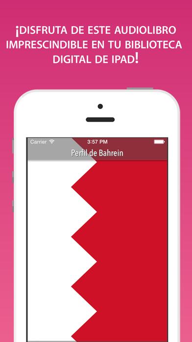Perfil: Bahréin iPhone Screenshot 1
