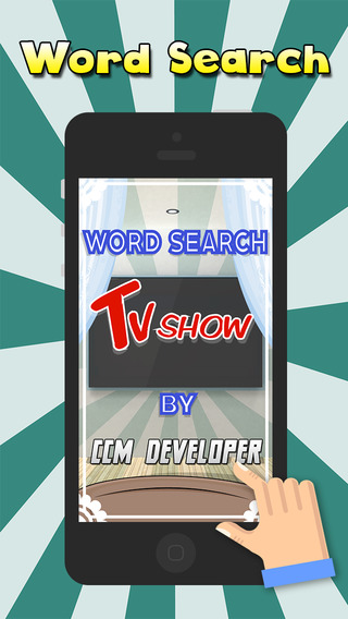 Word Search At TV Show