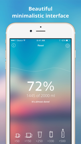YourWater Free — your water balance hydration tracker