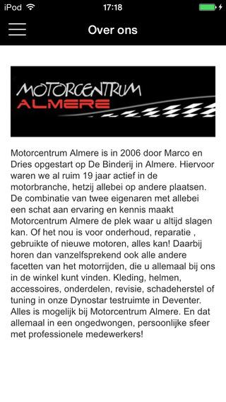 Motorcentrum Almere