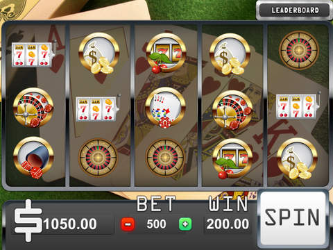 """ 2015 "" Mega Slots Fun Free Casino – Free Casino Slots Game"