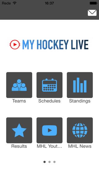 My Hockey Live MHL