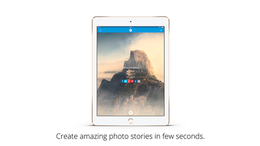 Homium – Your photo blog. Blogging in a new way.