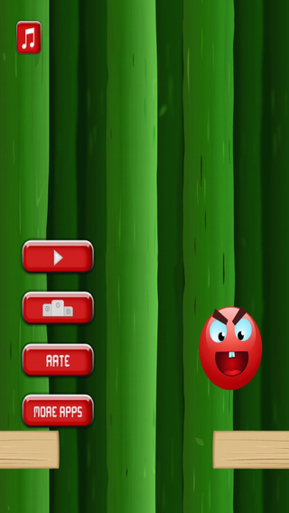 A Amazing Bouncing Red Ball - Impossible Maze Survival Game PRO