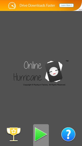 Online Hurricane