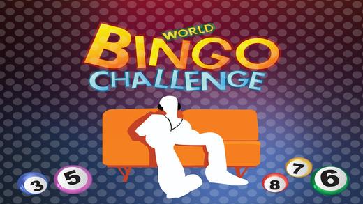 World Bingo Challenge Pro - Best Bingo Game