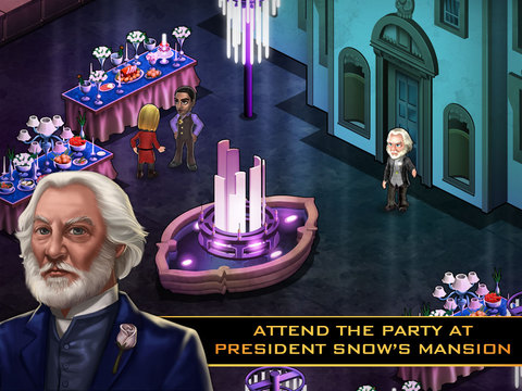 The Hunger Games Adventures Screenshots