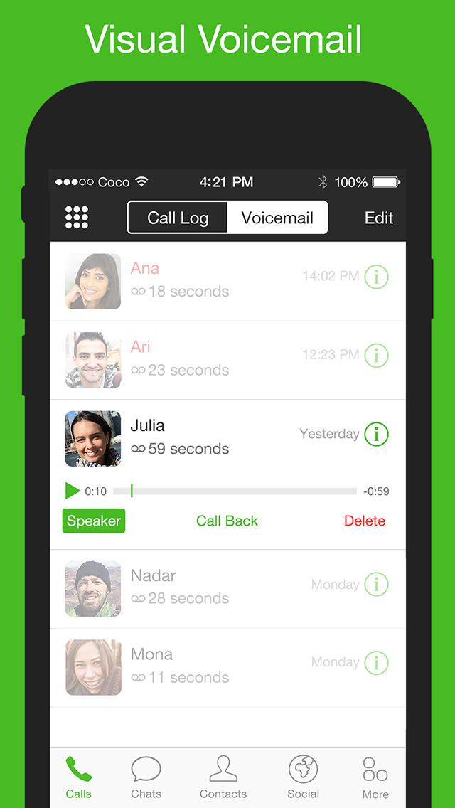 Coco Voice screenshot 2