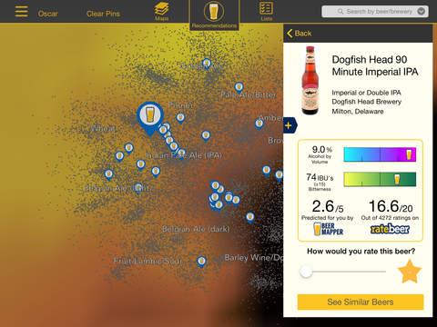 BeerMapper - Discover better beer.