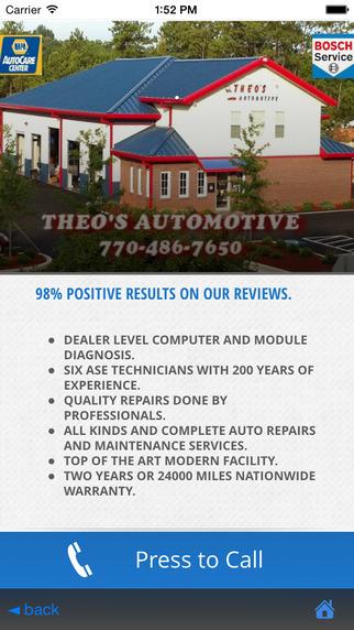 Theo's Automotive