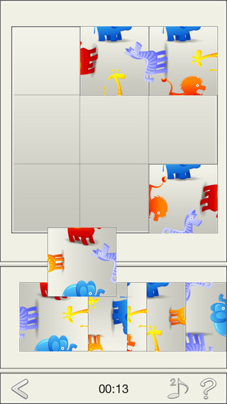 KidsTrickyPuzzles - Tricky Puzzle fun for children and adults -