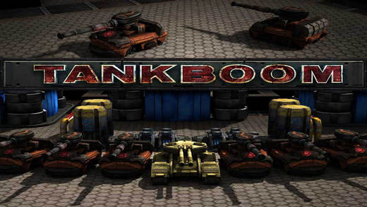 [FREE][IOS][ANDROID] Tankboom Screen520x924