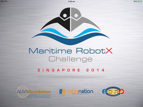 RobotX for iPad