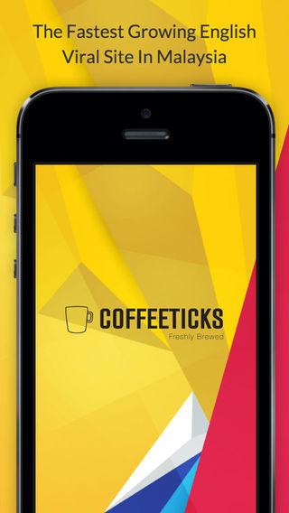 Coffeeticks
