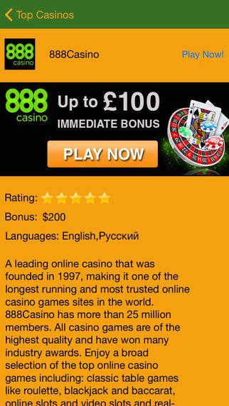 Real Casino Online