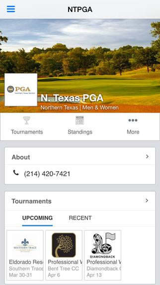 NTPGA - Northern Texas PGA