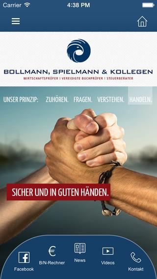Bollmann Spielmann Kollegen - Wirtschaftsprüfer Vereidgte Buchprüfer Steuerberater