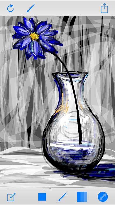 Draw Lite iPhone Screenshot 2