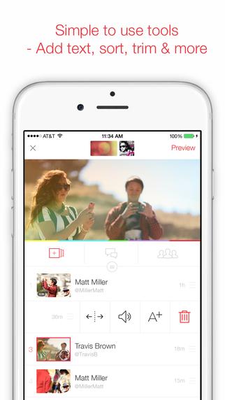 mixbit iphone screen