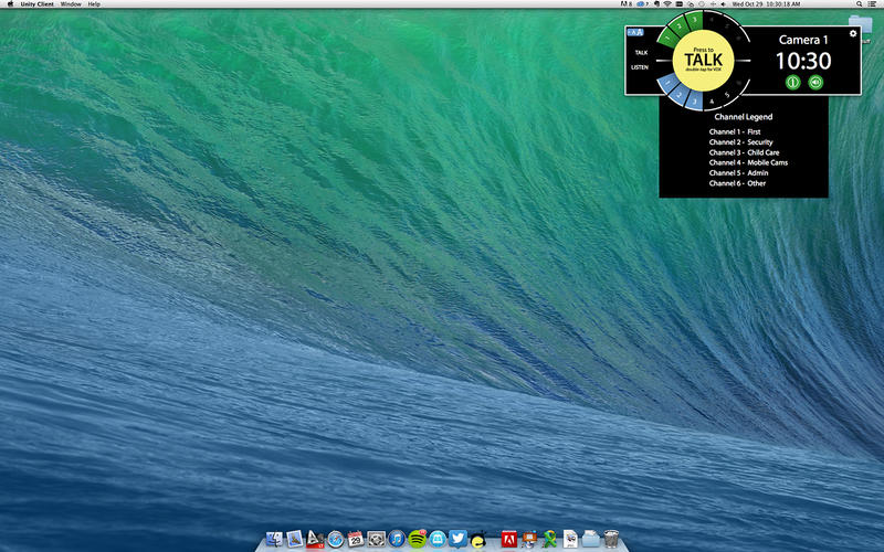 Unity Client Screenshot - 2