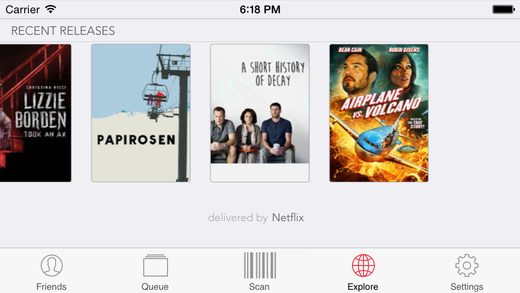 Q Scan for Netflix
