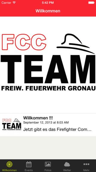 FCC Team Gronau