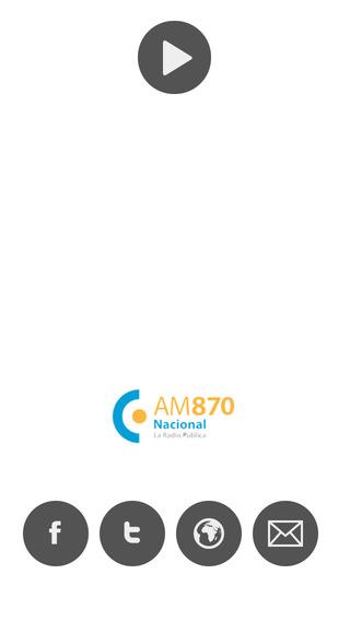 Radio Nacional - AM870