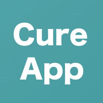 CureApp禁煙【臨床試験用】 LOGO-APP點子