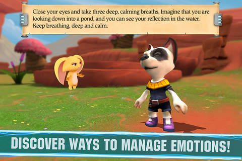 Screenshot 1 IF... The Emotional IQ Game