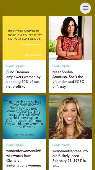 Fund Dreamer Social