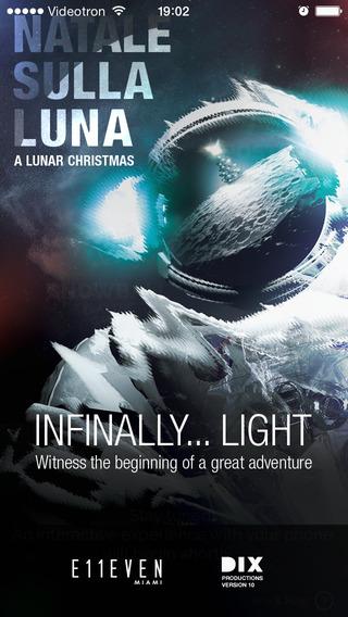 Natale sulla Luna