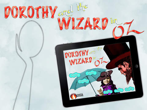 Dorothy and the Wizard in Oz - An English Classic