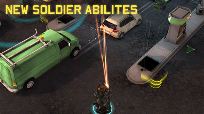 Screenshot #7 for XCOM®: Enemy Within
