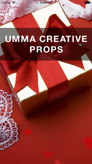 UMMA CREATIVE PROPS