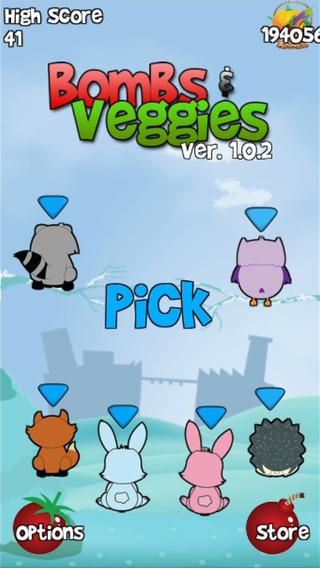 Bombs And Veggies