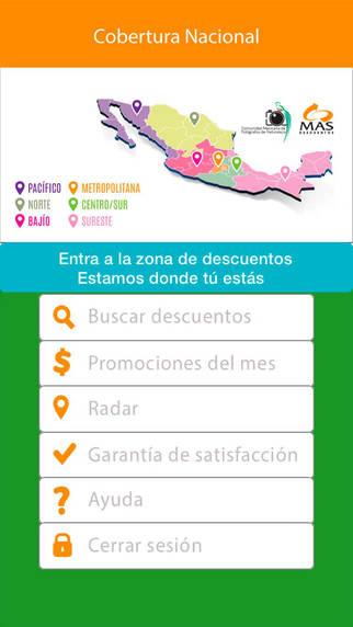 玩免費生活APP|下載Descuentos Comunidad Mexicana de Fotógrafos MAS app不用錢|硬是要APP