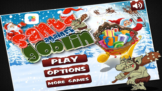 Santa Against Goblin