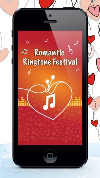 Romantic Ringtone Festival – Valentines Song Music Tune