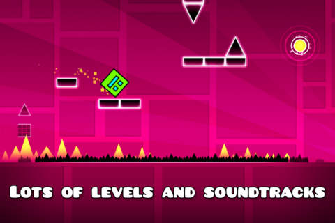Geometry Dash screenshot 2