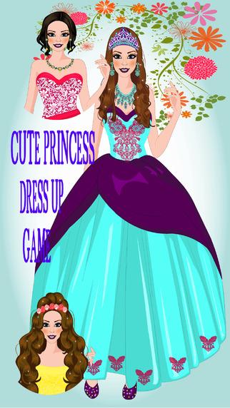 Cute Princess Dress Up Game