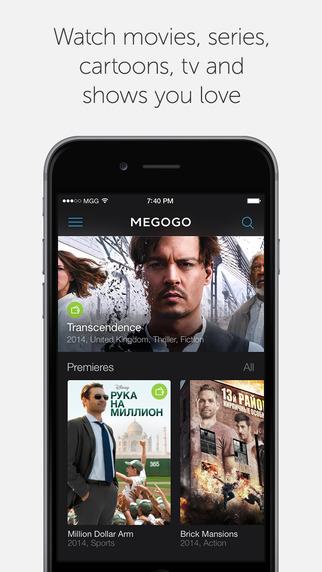 Megogo.net - online cinema