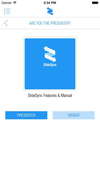 SlideSync - 同步浏览文档[iOS][¥12→0]丨反斗限免