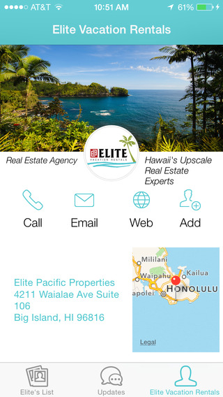 Elite Pacific Big Island