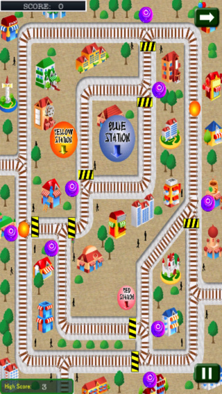 Magical Balloons : Fun Puzzle And Strategic of quick mind